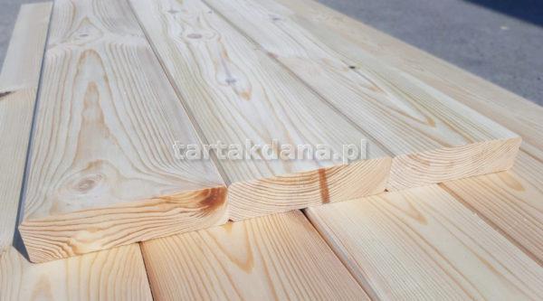 Taras z drewna Ełk