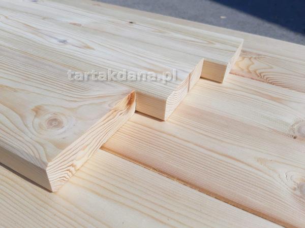 Deska tarasowa drewniana Ełk
