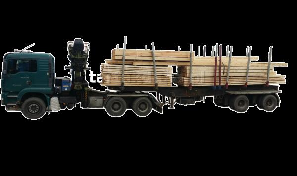 Przewóz drewna