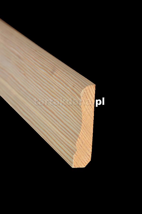 Listwa wykończeniowa drewniana